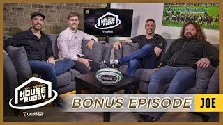 Tommy Bowe and Adam Jones bonus episode - team bonding, fake tans and Grand Slams