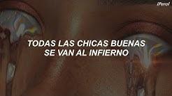 Billie Eilish - all the good girls go to hell // Español