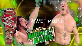 WWE Money in the Bank 2019 Highlights - AJ Styles Wins Universal Title ! Saudi PVV 2 More Matches