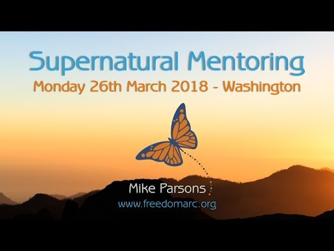 Hell? Journey Testimony Part 2 - Supernatural Mentoring Monday 26th March 2018 Washington