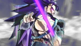 SSJ8 TRUNKS - Dragon Ball Xenoverse 2 Mods | Pungence