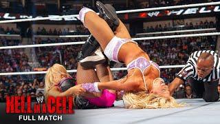 FULL MATCH - Kelly Kelly vs. Beth Phoenix - Divas Title Match: WWE Hell in a Cell 2011