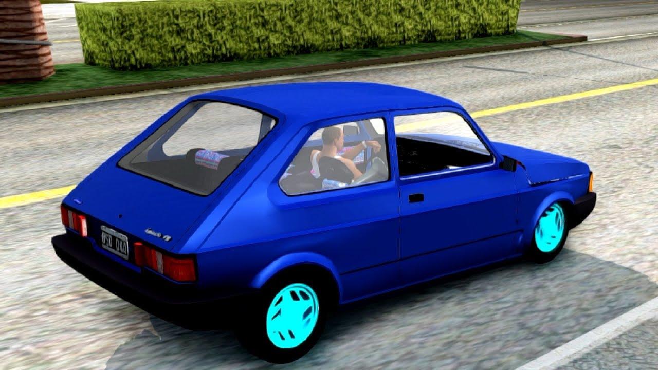 Fiat 147 Spazio Tr 170 New Cars Vehicles In Gta San Andreas