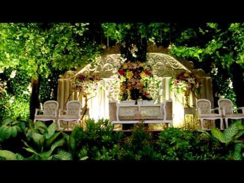 dekorasi pelaminan murah gedung pernikahan & resepsi Dhanapala innovasi dekor design