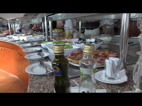 Pestana Ocean Bay Hotel restaurant 4k