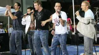 Backstreet Boys & Elton John Friends Never Say Goodbye