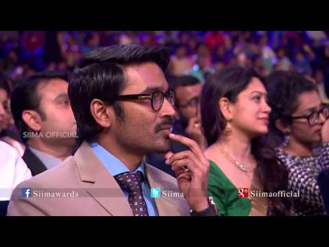 Priyadarshan Speech  About Bharati Raja  Life Time Achivement Award SIIMA 2015