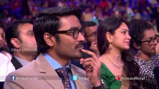 Priyadarshan Speech | About Bharati Raja | Life Time Achivement Award SIIMA 2015