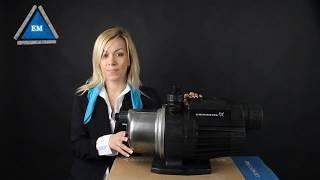 видео Насос колодезный Grundfos SPO 3-50 A