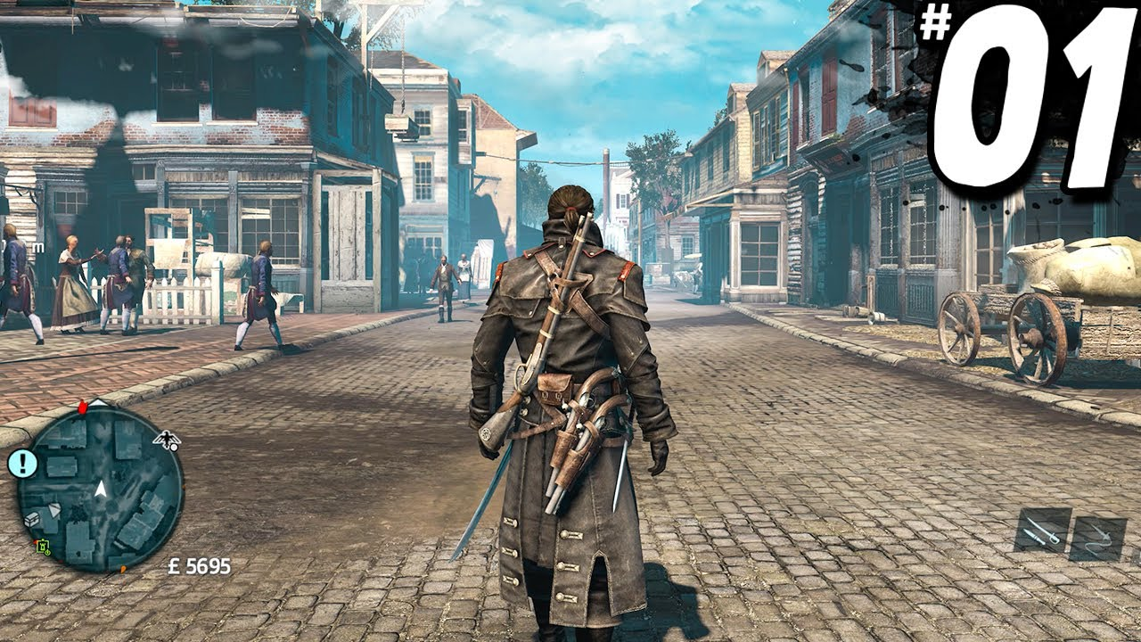 Download Assassins Creed Rogue: 7 YEARS LATER..