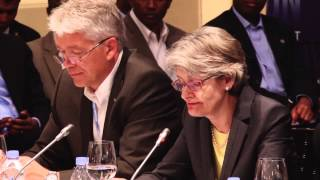 Ms. Irina Bokova, Director General, UNESCO, speech at the 7th Broadband Commission Meeting