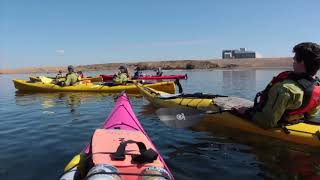 Video - Hanford Reach Sea Kayaking Trip