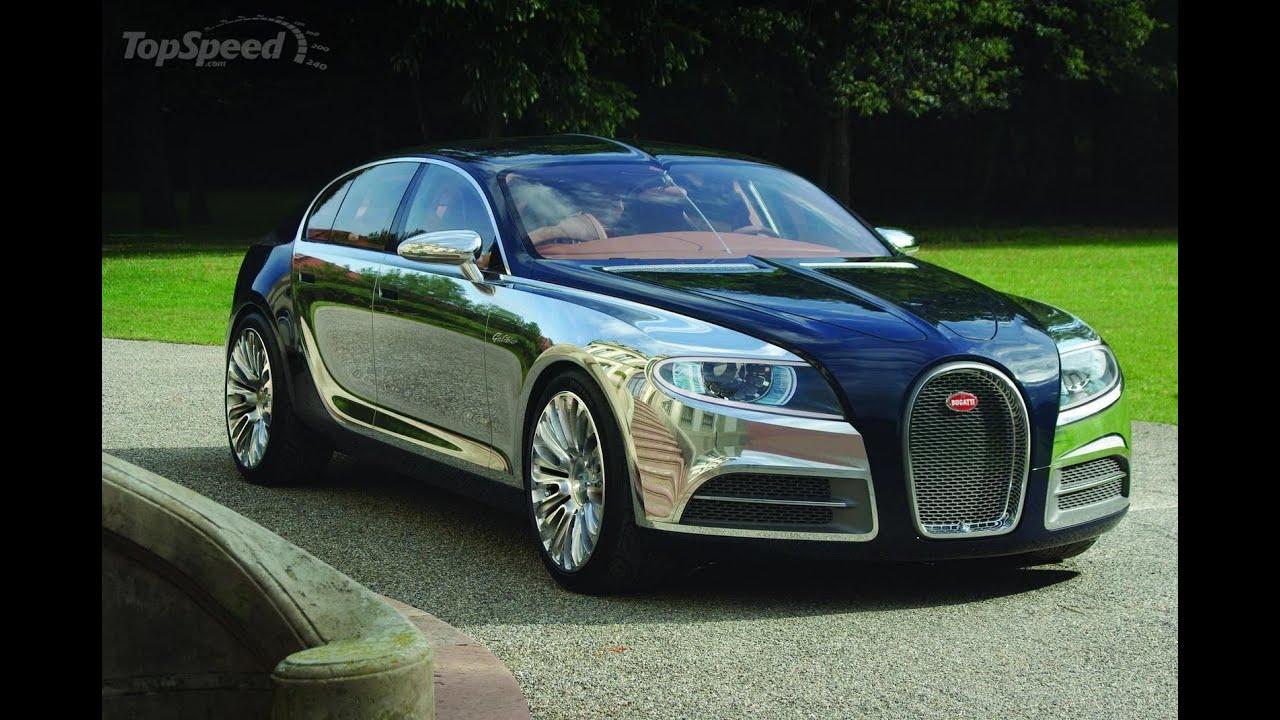 2015 Bugatti 16C Galibier Review 1200 HP - YouTube