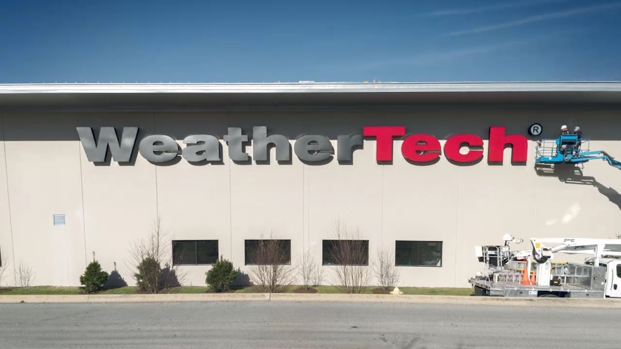 weathertech super bowl u00ae commercial  american factory