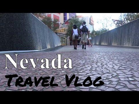 TRAVEL VLOG | Nevada