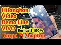 - Cara Hilangkan Demo Live Vivo V19 Dan Y50 Tanpa Flash