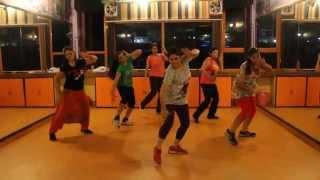 ABHI TOH PARTY SHURU HUI   Khoobsurat Dance Steps by Step2Step Dance Studio