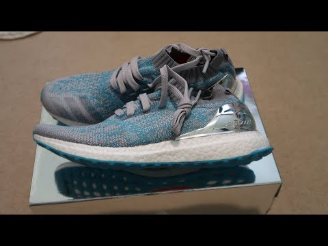 Kolor x Adidas Ultra Boost Uncaged Sneaker Unboxing