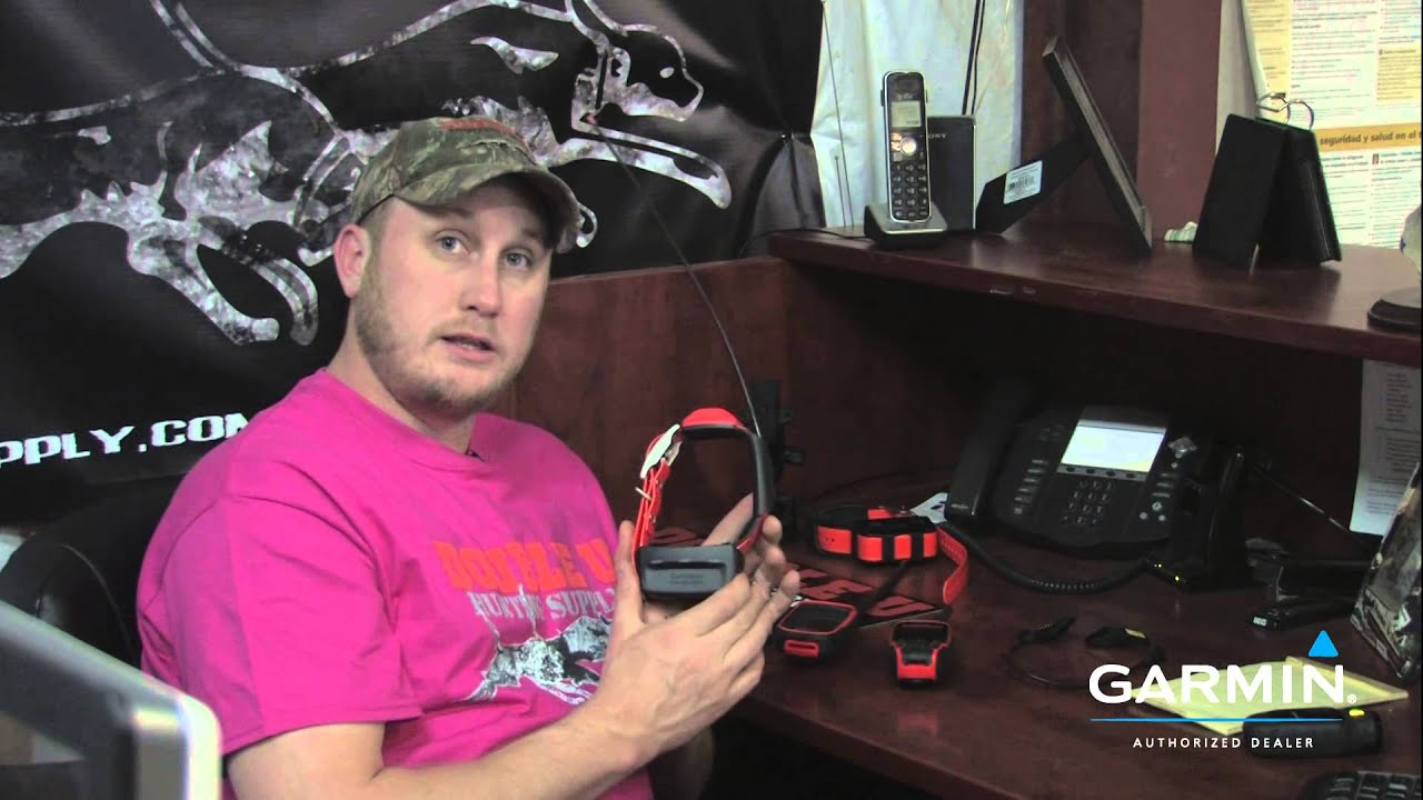Garmin Astro T5 Mini GPS Tracking Collar