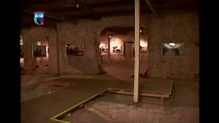 видео Музей архитектуры - выставка Бюро