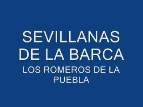 SEVILLANAS DE LA BARCA Romeros De La Puebla