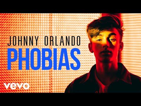 Johnny Orlando - Phobias (Lyric Video)