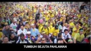 Lagu KEADILAN : Panji Keadilan