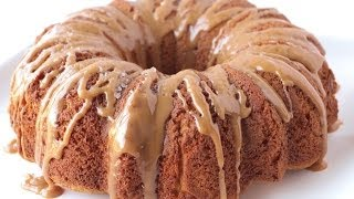 How To Make Salted Caramel Bundt Cake