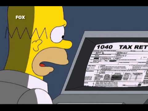What if Homer Simpson Voted in the 2012 Elections?