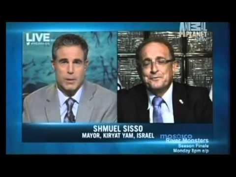 Notícias De Israel - A Sereia De Kyriat Yam