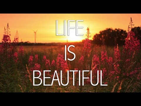 Life is BEAUTIFUL - Inspirational Video