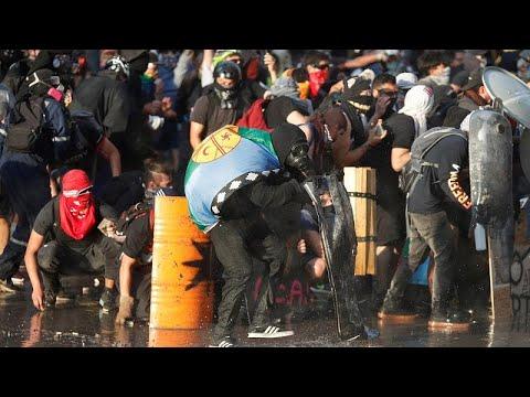 في انتصار للمحتجين ...تشيلي تدعو إلى استفتاء لمراجعة الدستور الموروث من عهد بينوشيه …  - نشر قبل 3 ساعة