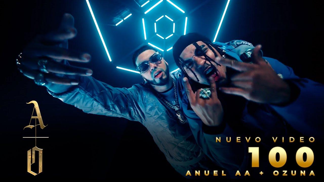 Download @Anuel AA & Ozuna - 100