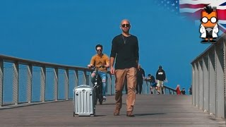 Nua Robotic Smart Suitcase That Follows You
