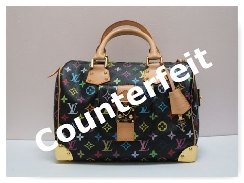 d9fa7afe44 Don't buy FAKE purses to sell on Ebay - YouTube