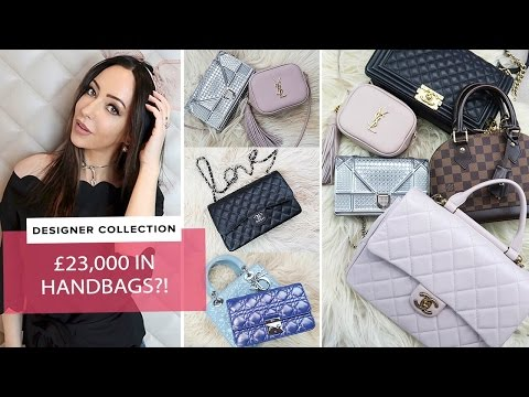Why I Hate the LV Neverfull & Returned the DIOREVER 🙁 | DESIGNER COLLECTION | Sophie Shohet