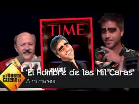 El tráiler de 'El Hombre de las Mil Caras' hecho por Ernesto Sevilla - El Hormiguero 3.0