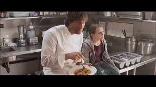 No Reservations (2007) Scene: Zoe finally eats.