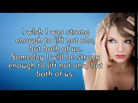 (Lyrics)BoB - Both of us (feat. Taylor Swift) HIGH QUALITY