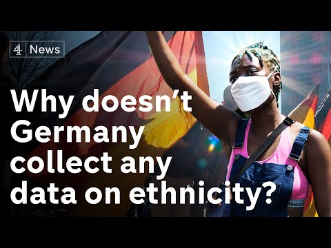 BLM campaigners challenge why Germany does not collect ethnicity data