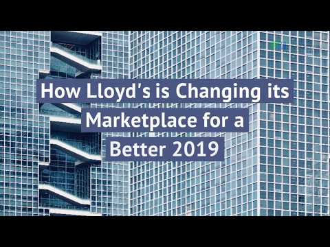 Lloyd's Changes in 2019 - (877) 276-0885 - Wilmington Insurance Agency