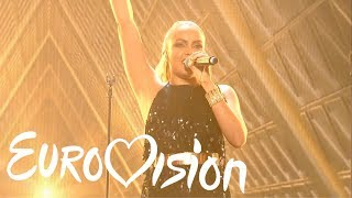 "Goldstone performs ""I Feel the Love"" - Eurovision: You Decide 2018 - BBC"