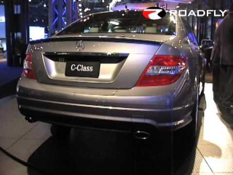 Roadfly.com - 2008 Mercedes C-Class