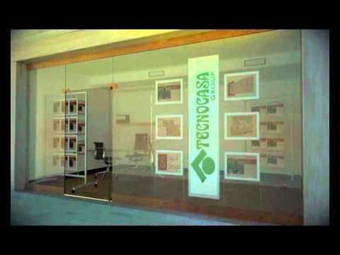 Agenzia immobiliare tecnocasa by backlight youtube for Ufficio tecnocasa