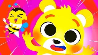 Baby Bear Boogie Dance