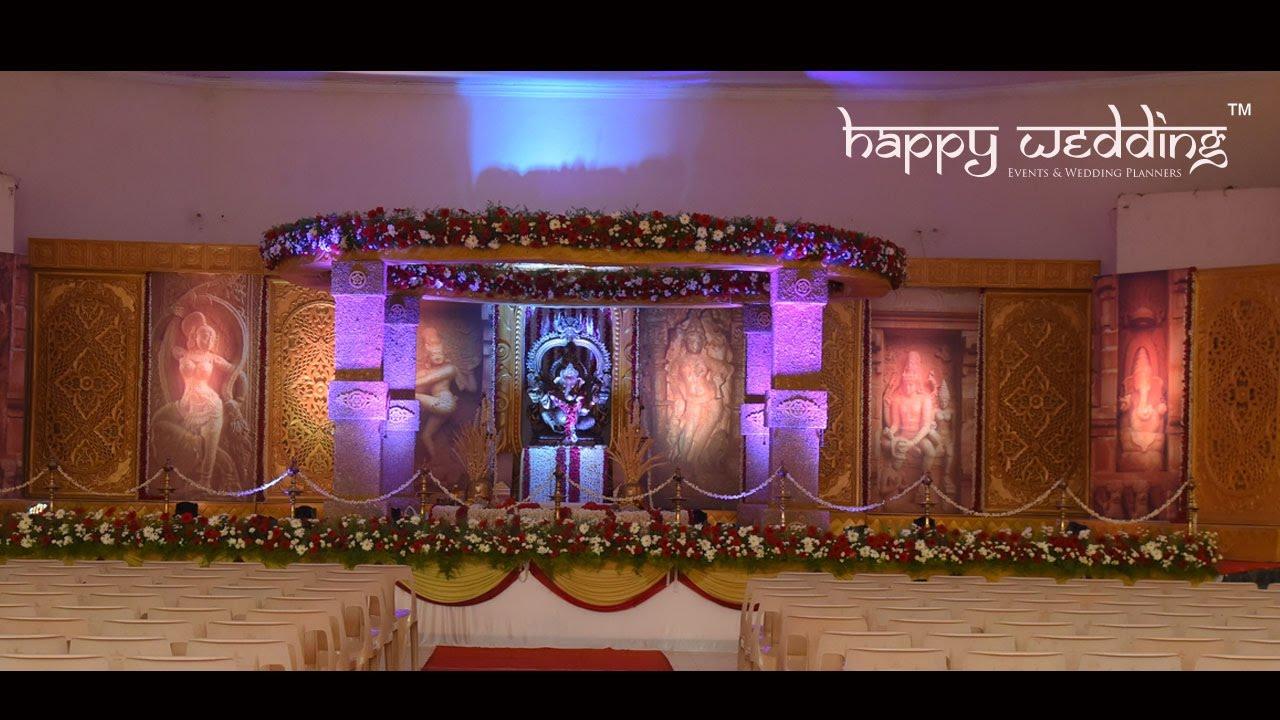 Trivandrum wedding