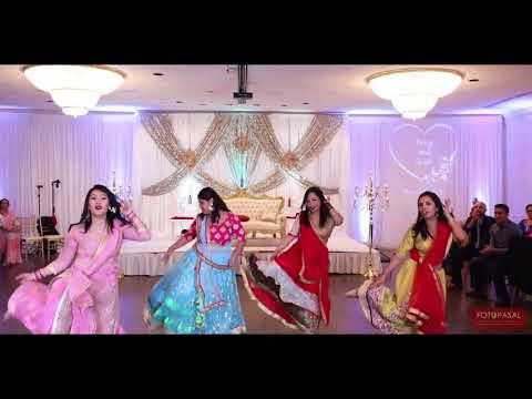 Best Nepali wedding dance medley - Nepali/Hindi songs