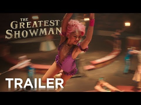 The Greatest Showman | Official Trailer 2 [HD] | 20th Centur