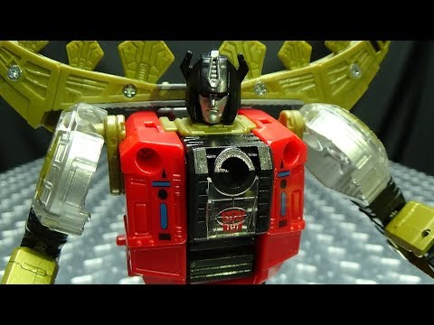 Power of the Primes Deluxe SNARL (& VOLCANICUS): EmGo's Transformers Reviews N' Stuff