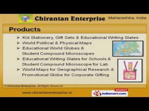 Kids Stationery Sets & Educational Globes by Chirantan Enterprise, Mumbai